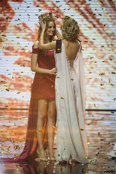 Kristína Cincurová crowned as Miss Slovakia 2016