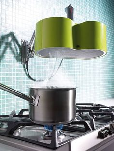 HurlyBurly Kitchen Fume Extractor Hood