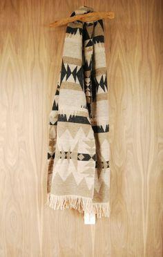 Pendelton scarf