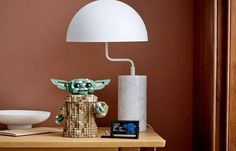 La version Lego de Baby Yoda compte plus de 1.000 pièces