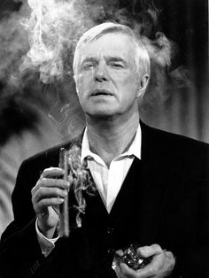 George Peppard as Colonel John Hannibal Smith The A-Team TV