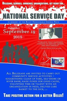 National Service Day 2015