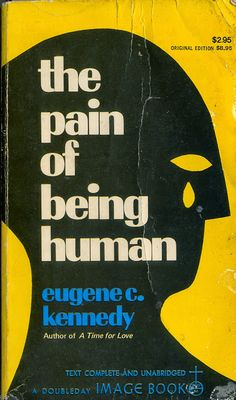 Julian Montague Projects Blog: Daily Book Graphics #1373 - The Pain of Being Human