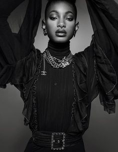 Willow Smith Is Almost Unrecognizable in Her Shoot for Vogue Paris   Preview.ph