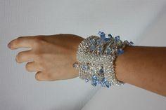 Cold Beauty Wristband