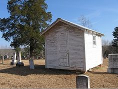 Acadian Grave House