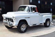Chevy trucks aficionados are not just after the newer trucks built by Chevrolet. They are also into oldies but goodies trucks that have been magnificently preserved for long years. Classic Pickup Trucks, Chevy Pickup Trucks, Gm Trucks, Chevy Pickups, Chevrolet Trucks, Lifted Trucks, Cool Trucks, Chevy Stepside, Chevrolet Sedan