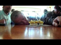 When skiers reach a certain age...they do the footrest. Really clever and funny video!