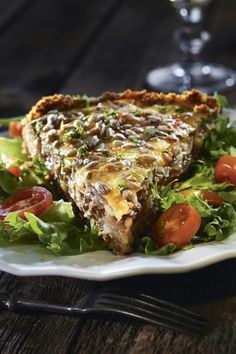 No Salt Recipes, Great Recipes, Favorite Recipes, Savory Pastry, Savoury Baking, Vegetarian Recipes, Cooking Recipes, Just Eat It, Greens Recipe