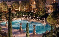 Best Pools in Las Vegas: Bellagio