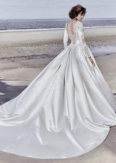 Wedding Dress Inspiration - Sottero and Midgley