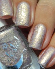 Vega Sparks swatched by Serenity Nails