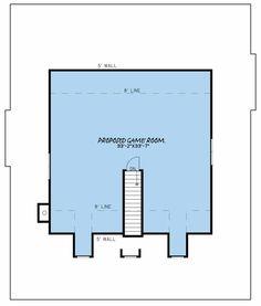 Bay House Plan Designs | 5020 Charleston Bay | Nelson Design Group