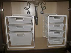 Clever small bathroom storage and organization ideas (37)