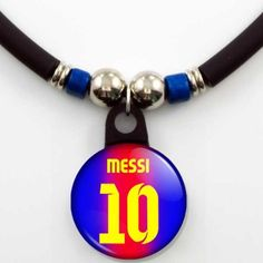 Amazon.com: Lionel Messi Barcelona 2012/13 Soccer Jersey Necklace: Jewelry   Would like with different player like hope solo