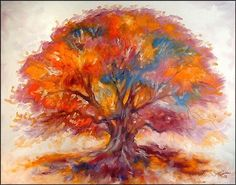 Torah Tree of Life | TREE OF LIFE - by Marcia Baldwin from Landscapes