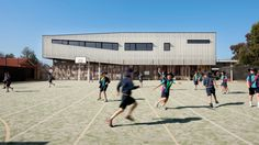Educational Architecture - CHT Architects