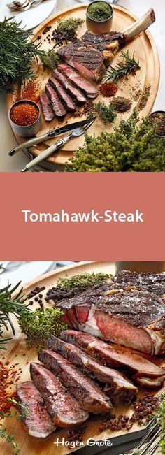 Tomahawk-Steak