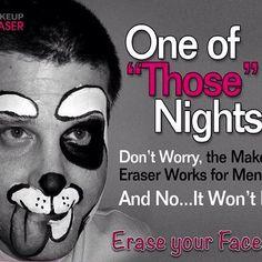 One of nights? #eraseyourfacenz #networknz #nzmen #mennz #nzmakeup #nzbeauty #nzbusiness #makeupartist