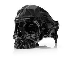 Sculptural Skull Armchair Fit for an Evil Genius - My Modern Metropolis
