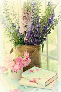 shabby chic / floral images