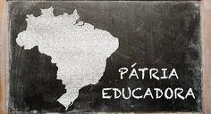 Landisvalth Blog           : Documento Pátria Educadora não tem plano nacional ...
