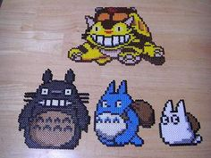 Geek Dad Power! – Hama, des perles pour faire du pixel-art à la maison