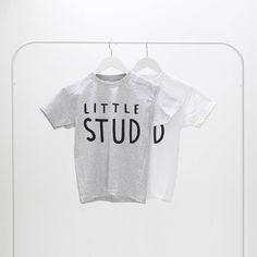 Little stud children's t-shirt!