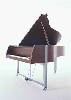 17 best modern pianos images on pinterest art case contemporary sauter vivace grand piano in walnut fandeluxe Choice Image