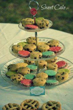 Muffins y Alfajorcitos