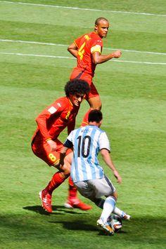 Argentina x Belgica