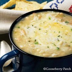 6 soup recipes: Potato soup, broccoli cheese soup, White Chicken Chili, lasagne soup, bacon corn chowder, and cheeseburger soup. some real food modifications required.