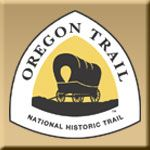 Oregon National Historic Trail logo