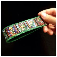 Legend of Zelda Link Key Fob Keychain Wristlet on Etsy, $6.00