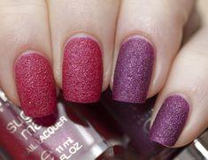 Kiko Sugar Mat Nail 453 Cherry Red - 454 Wine