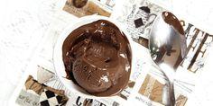 Sorvete de chocolate (sem sorveteira) | DigaMaria.com