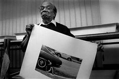 Nino Mondhe / Fine Art- Printer (With a print of Helen Levitt)