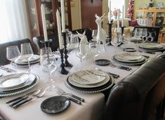 The Welcomed Guest: Winter Table
