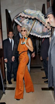 can't get over this Lady Gaga outfit
