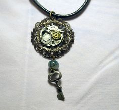 Nuevo Victorian Cameo by hkdsass on Etsy