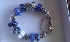 Saturday Complete Blue Bracelet