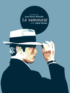Le Doulos - Jean-Pierre Melville | Movie Posters & Covers ...