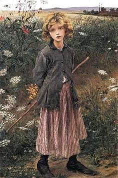 Jules Bastien-Lepage was a French painter closely associated with the beginning of naturalism, an artistic style that emerged from the later phase of the Realist movement. Born: November 1, 1848, Damvillers, France Died: December 10, 1884, Paris, France Wikipedia