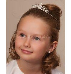 Barnetiara 01 329kr Other Accessories, Headpiece, Jewelry Sets, Our Wedding, Pearl Earrings, Bride, Bridal Veils, Flowers, Crowns