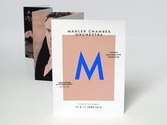 Mahler Chamber Orchestra on Behance
