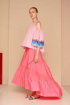 Catwalk photos and all the looks from Peter Pilotto - Pre Spring/Summer 2017 Ready-To-Wear New York Fashion Week