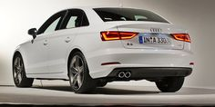 Audi A3 Sedan Reveal at Chelsea Piers