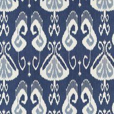 Blue Ikat Fabric | ... blue ikat fabric, blue and cream ikat fabric, blue linen ikat fabric