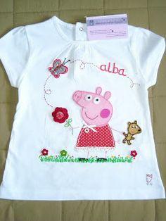 Camiseta de Peppa Pig