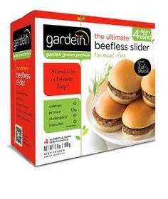 gardein, deliciously meatless foods 4 points
